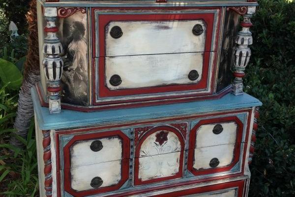 DIY BoHo Dresser – Reader Feature