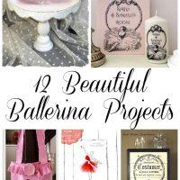 12 Beautiful Ballerina Projects