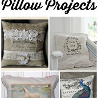 14 Perfect Pillow Projects
