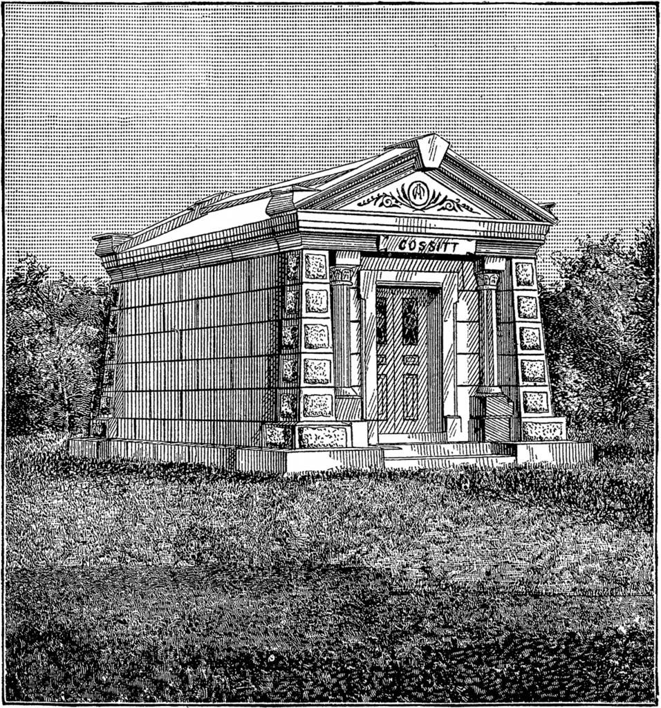 Free Mausoleum Stock Image