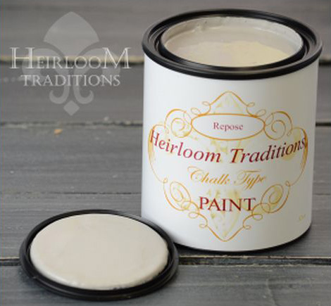 Heirloom Traditions Chalk Type Paint - Repose