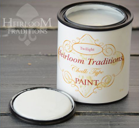 Heirloom Traditions Chalk Type Paint - Twilight