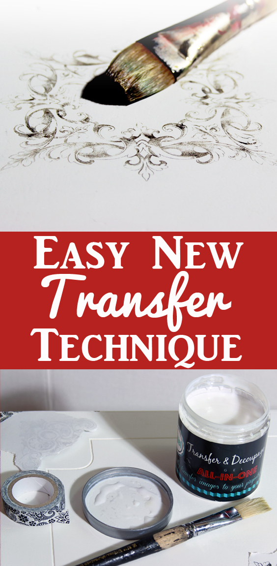 New Easy Transfer Technique