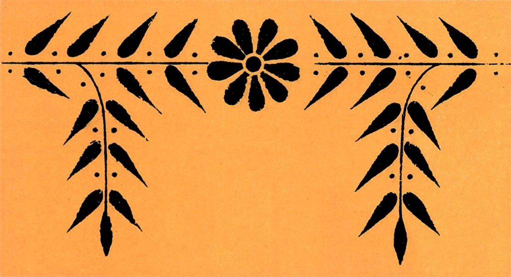 Vintage Floral Design Image