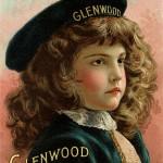 Vintage Stove Ad  – Gorgeous Child!