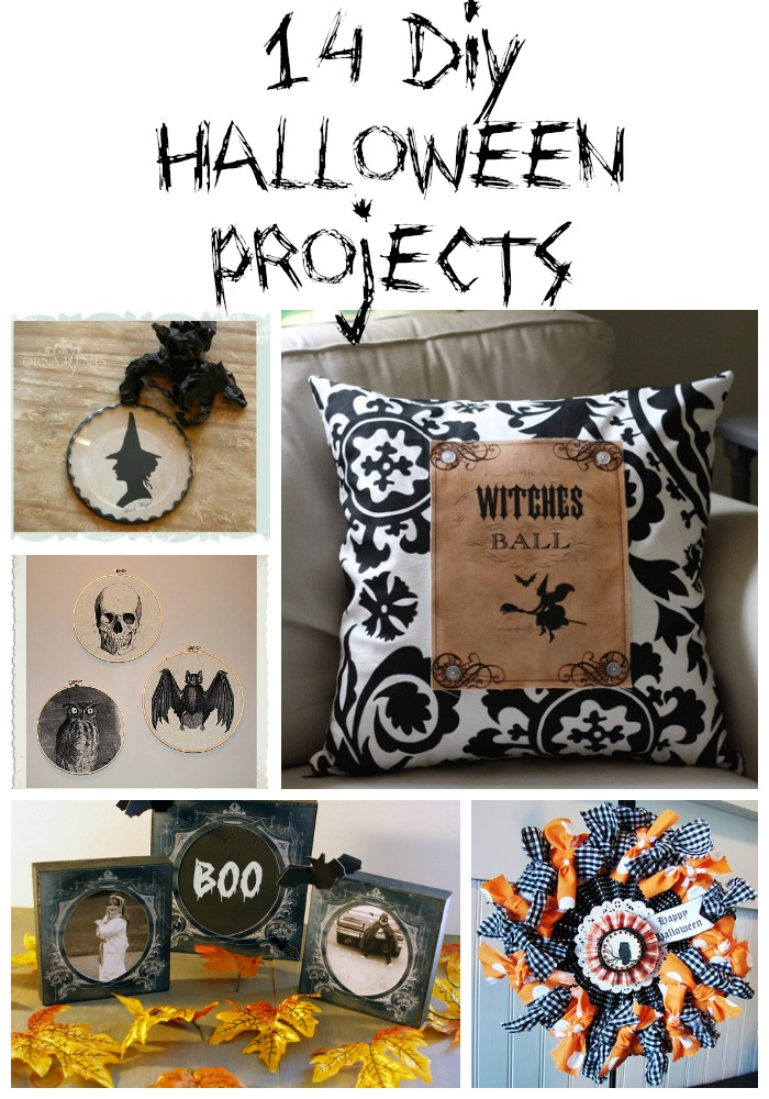 14 diy halloween projects - Diy Halloween Projects