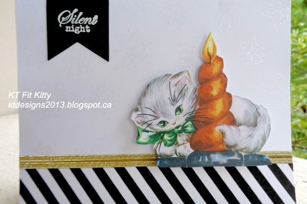 Handmade 'Silent Night' Card – Reader Feature