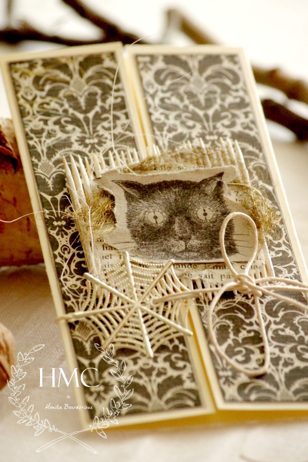 Handmade Halloween Card – Reader Feature