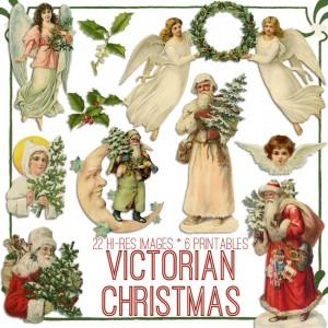 Victorian Christmas Kit