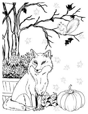 Fall Doodles Kit