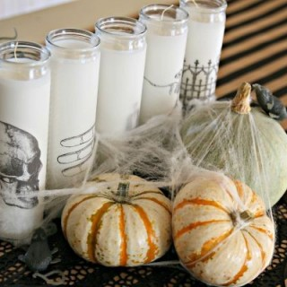 DIY Spooky Halloween Candles – Reader Feature