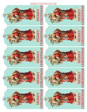 vintage_xmas_tags_santa_graphicsfairy