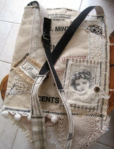 03 - Sparrow Design Shop - Cross Body Bag
