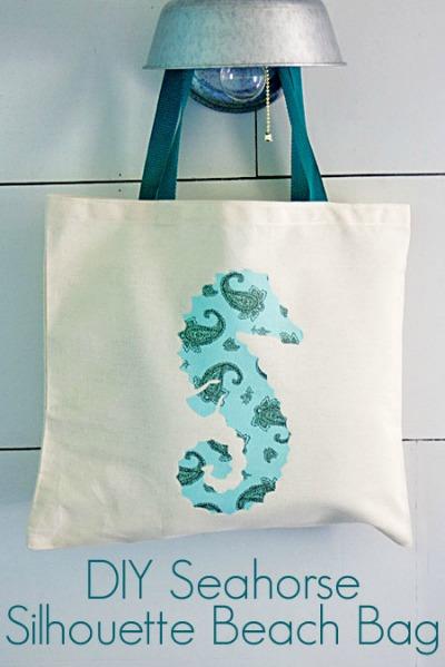 04 - Gina - Seahorse Beach bag