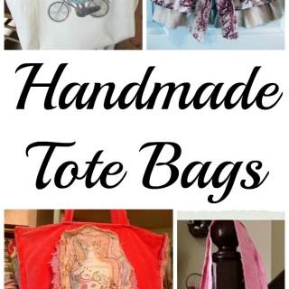 11 Handmade Tote Bags