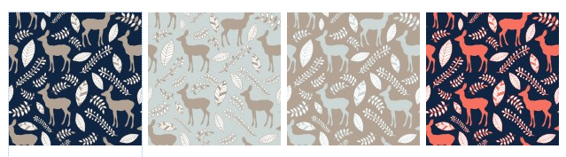4_inch_grey_fawn_navy_pattern_graphicsfairy-150x150