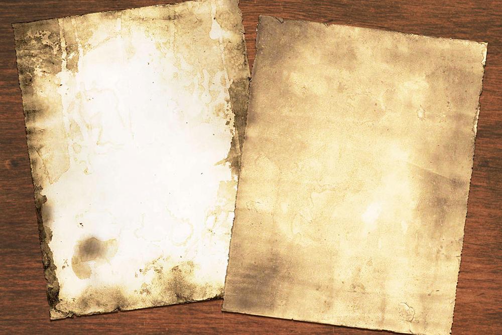 Ancient Parchment Technique Easy The Graphics Fairy
