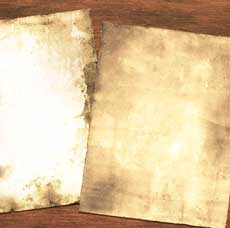 Ancient Parchment Technique – Easy!