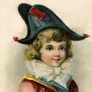 Darling Bicorne Hat Boy Image!