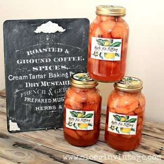 DIY Canning Labels – Reader Feature