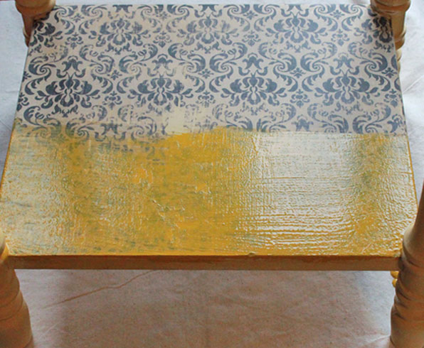 DIY-Decoupage-and-Distressed-Table-009