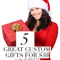 Great Gifts for $10 or Less