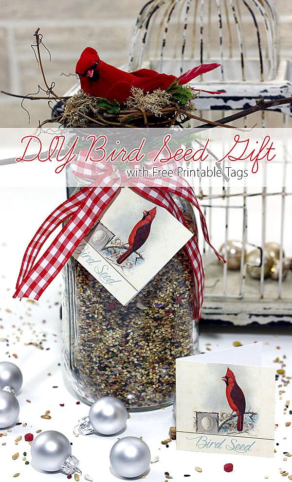 Homemade Gift for Bird Lovers