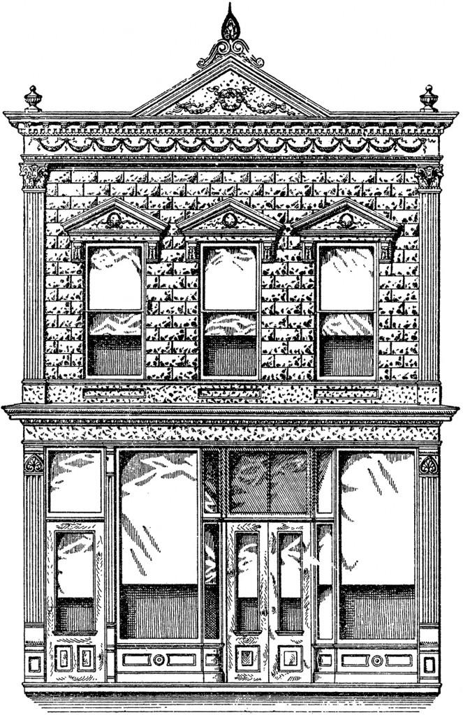 Public Domain General Store Image