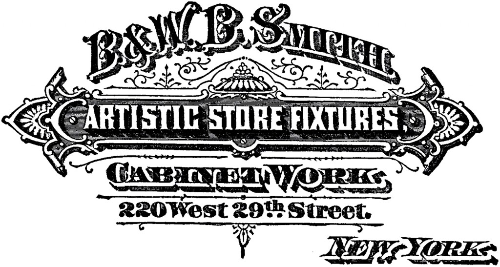 Vintage New York Typography Image