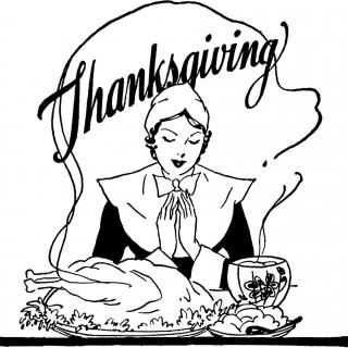 Thanksgiving Prayer Image
