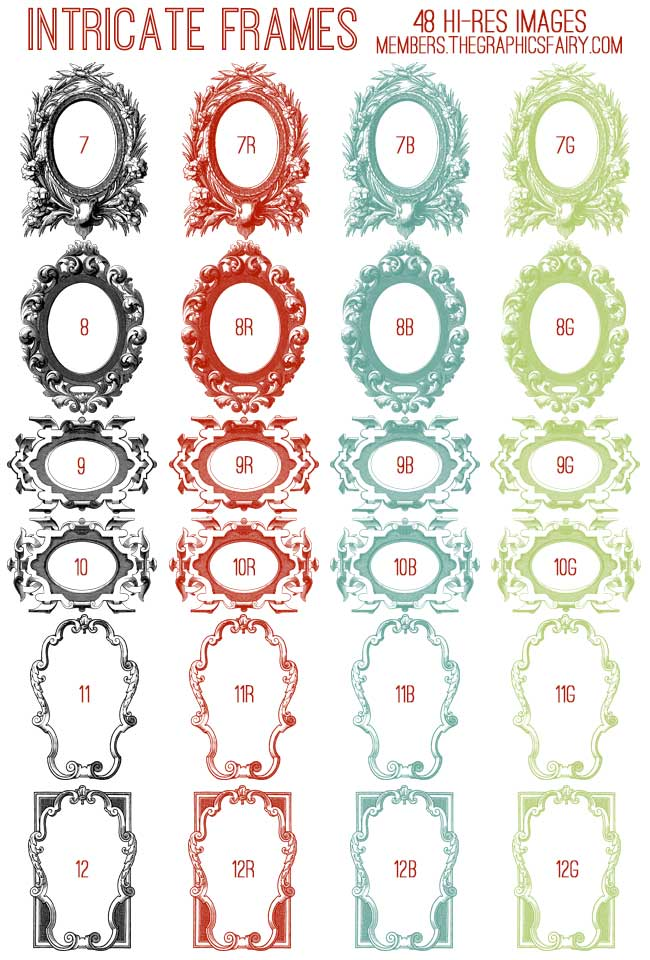 intricate_frames_image_list_2_graphicsfairy