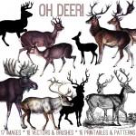 Oh Deer Bundle – TGF Premium!