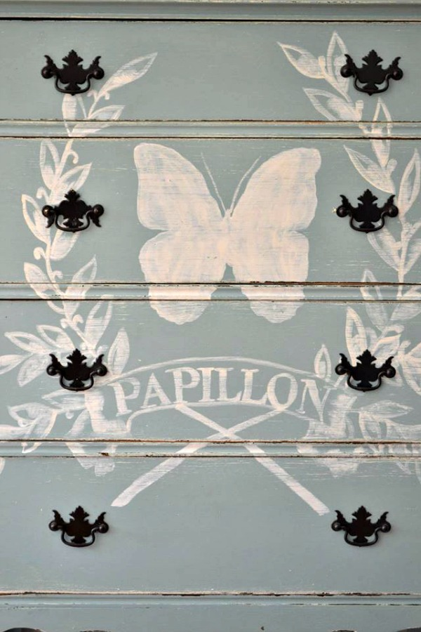papillon-dresser-detail