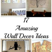 17 Amazing Wall Decor Ideas