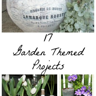 17 Garden Themed Projects