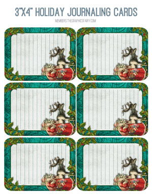 3x4_holiday_journal_cards_blue_graphicsfairy