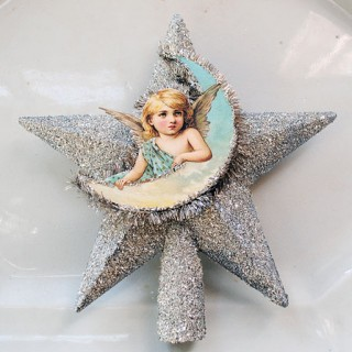How to Make an Angel Tree Topper – Dollar Store Decorating
