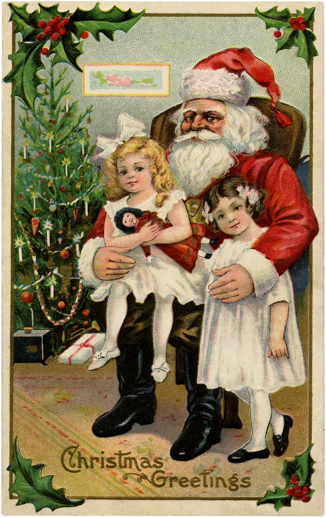 Visit with Santa Image