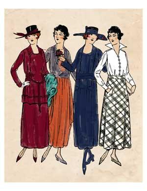 fashion-ladies-group-graphicsfairy