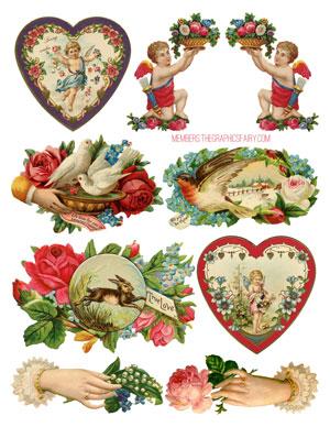victorian_valentine_collage_sheet_graphicsfairy