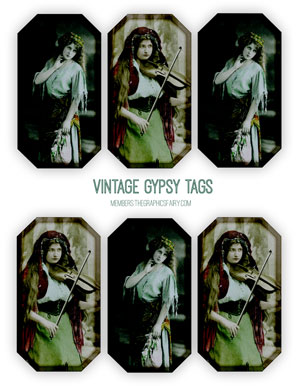 vintage_gypsy_tags_green_graphicsfairy