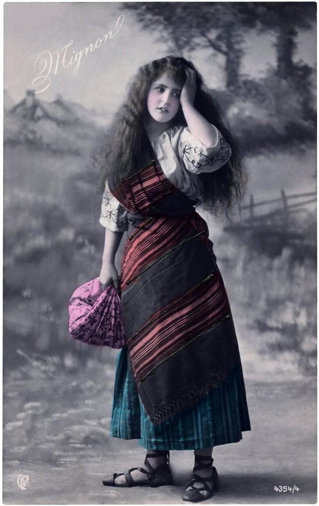 Bohemian Gypsy Photo