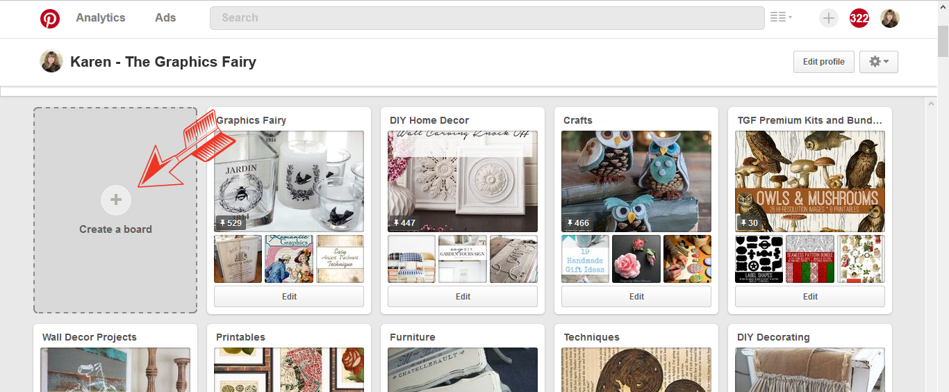 how to create graphics for pinterest