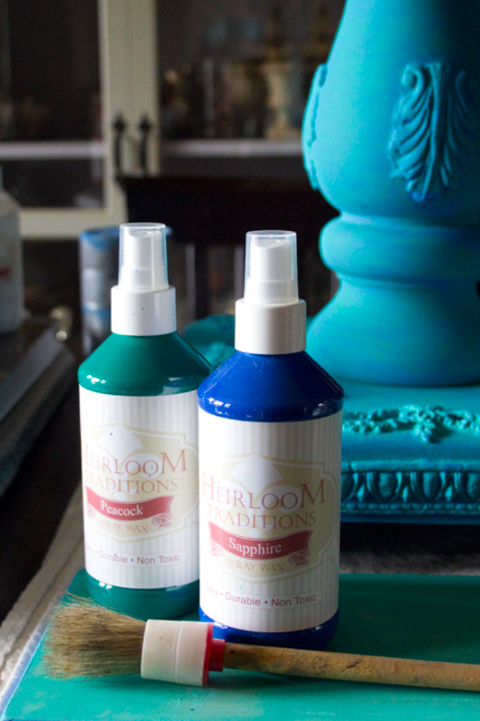 Jewel-Tone-Furniture-Finish-Sapphire-and-Peacock-Spray-Wax