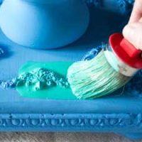 Jewel-Tones-Painted-Furniture-Finish-Tanya-Wash-Application