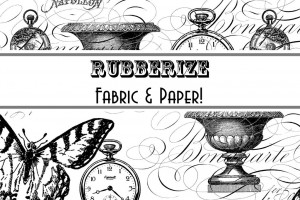 Rubberized Paper Thicketworks