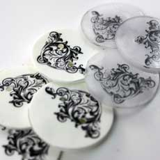 Make Shrinky Dink Buttons – Fun Craft Project!
