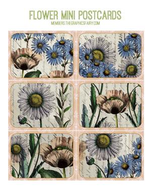 flower_mini_postcards_1_graphicsfairy