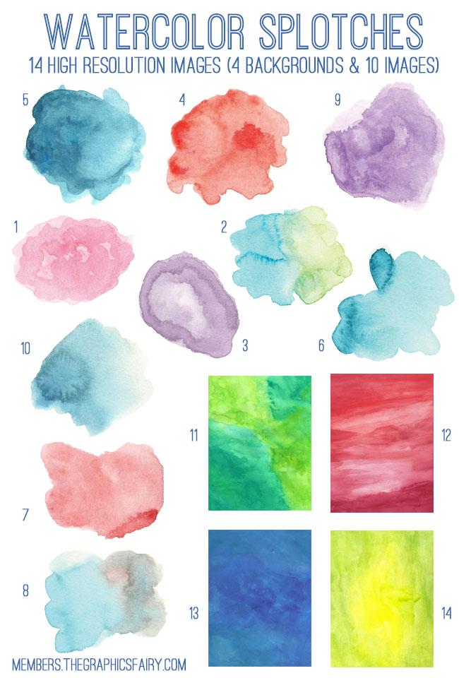 watercolors_image_list_graphicsfairy