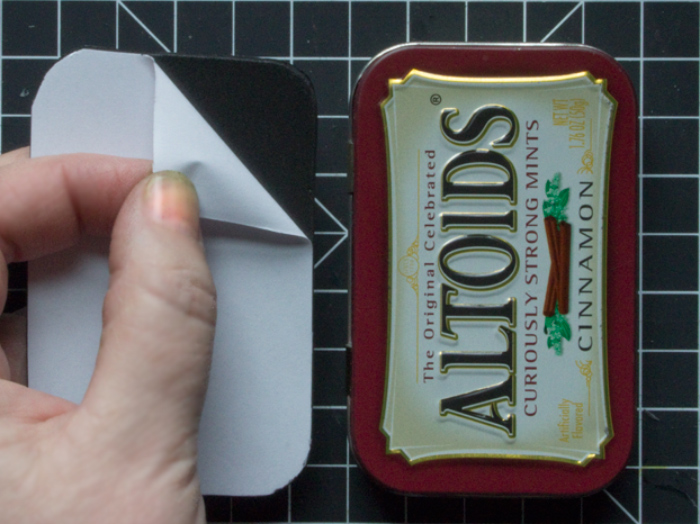 Altered Altoids Tin Fun